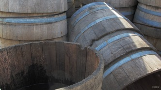 barrels rain