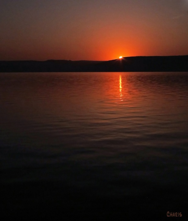 Red Dawn on Galilee