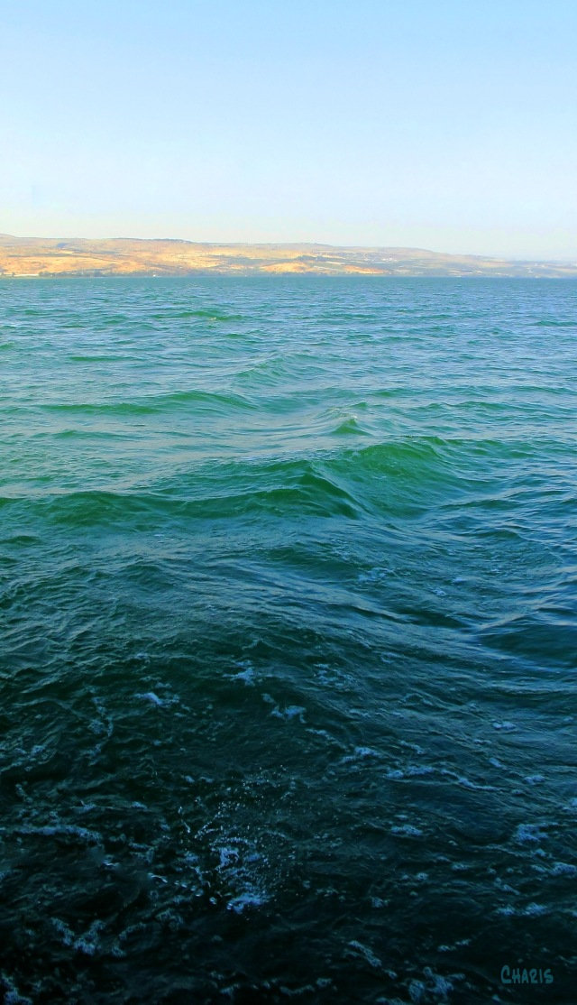 Waves of Galilee