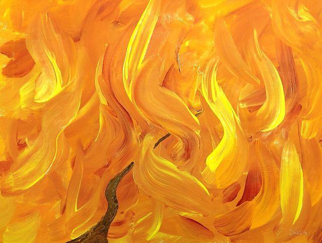 Holy Spirit fire ch