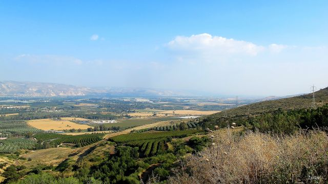 Galilee Region, south of lake