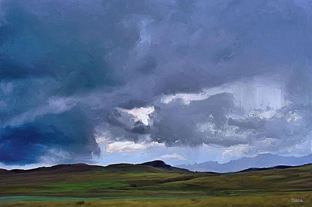 foothills storm sharp