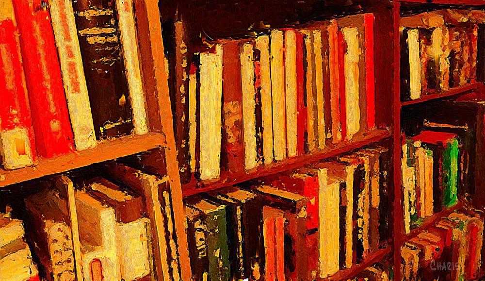 book shelf ch