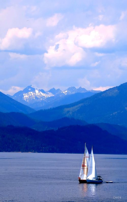 IMG_3439 sailboats kooteany lake mountains glacier ch