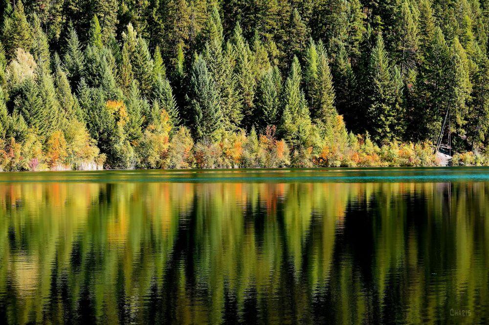 IMG_5325lake autumn reflect