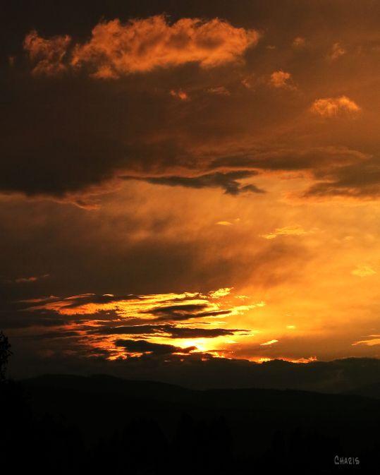sunset fire season IMG_4908