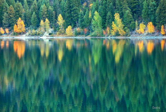 lazy lake ch reflect autumn IMG_6351