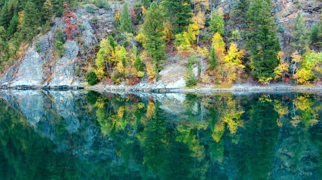Lazy Lake reflect ch IMG_6323