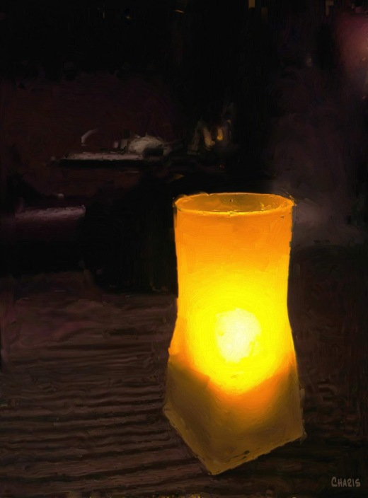 impasto candlelight ch