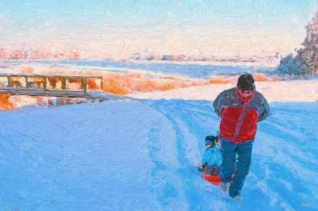 sled pull 2