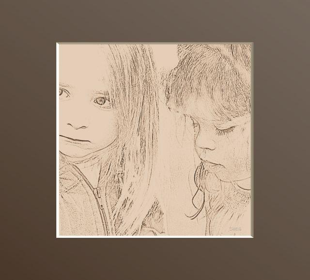 girls pencil ch matte