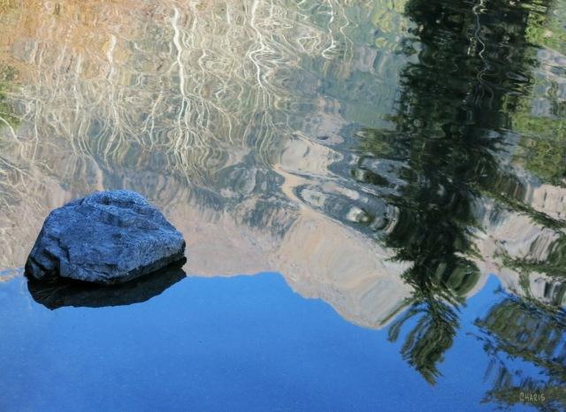 Norbury rock reflection ch be still MG_7526