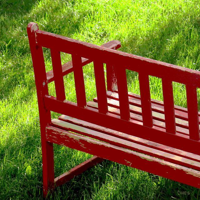 bench red ch IMG_2395