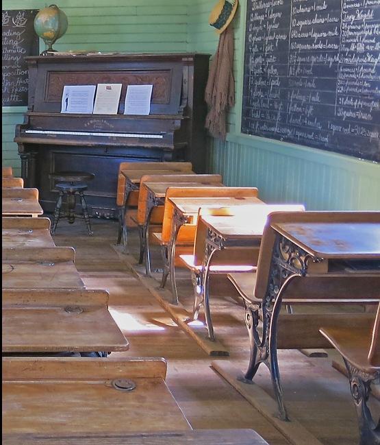 school dddesks piano blackboard ch IMG_9418_edited-2
