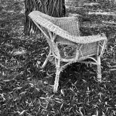 wicker chair unravelled IMG_5254