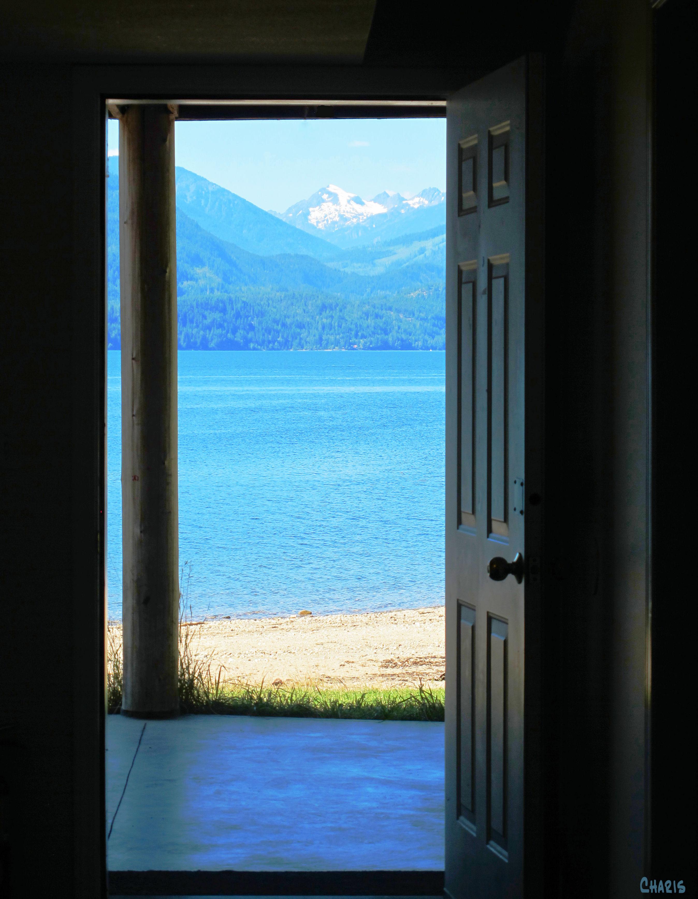 back door kootenay lake ch