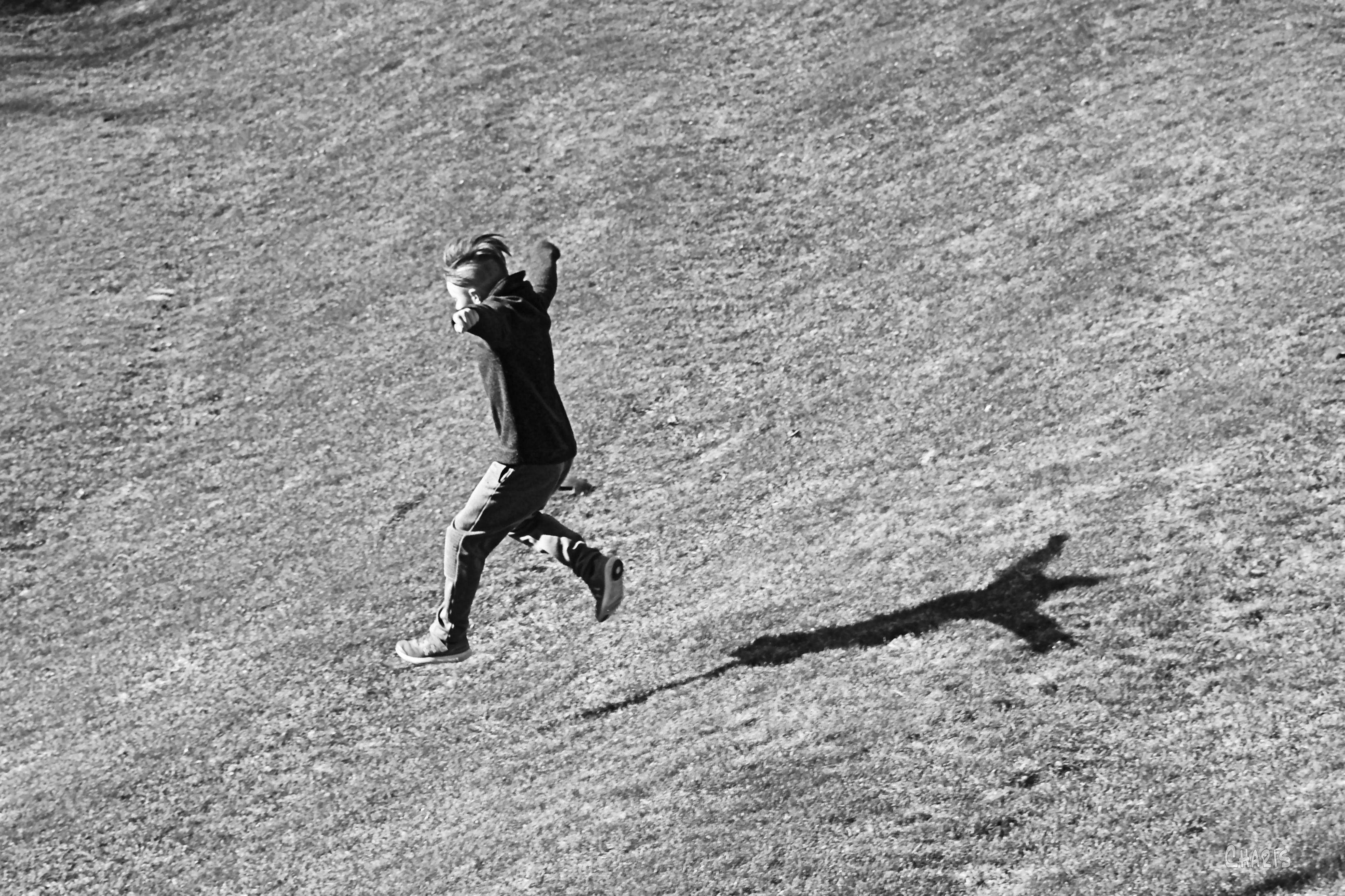 boy running bw ch DSC_0324